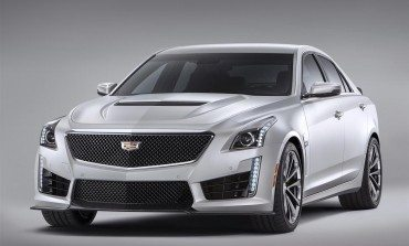 Caddy Shock - Meet the new CTS-V