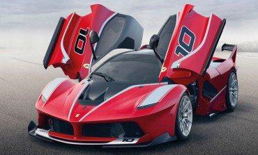 FXX K, It's The New Ferrari and It's Mental