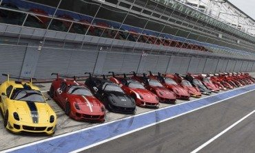 This Is How The Super Rich Do Track Days - What Its Like To Be A Ferrari FFX Owner