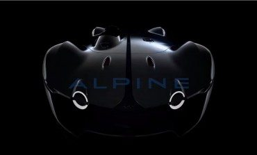 The Alpine Vision Gran Turismo Car Is Not Of This World