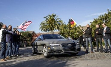 Audi To Drive 900 Kilometers With Nobody At The Wheel