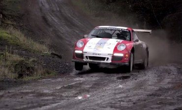 Chris Harris on Cars - Porsche 997 RGT Rally, by Tuthill