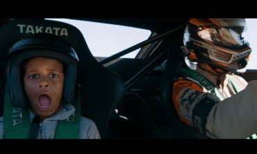 As a Young Kid Did You Ever Dream of Going for a Ride in a Crazy Fast Car?