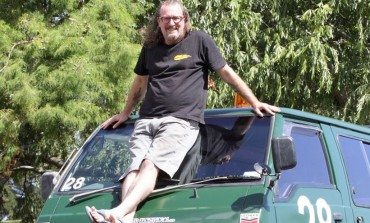 Ewen Gilmour's 'Turtle Van' For Sale To Benefit Kiwi Kids