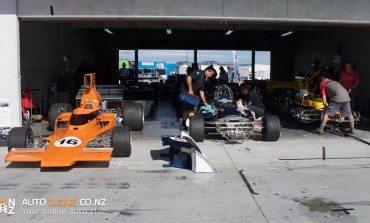 2015 Gulf Oil Howden Ganley Formula 5000 Festival