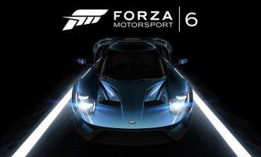Forza 6 Announced.