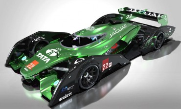 The Awesome Jaguar XJR-19 LMP1 Concept Art