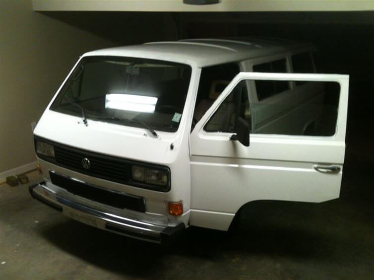 Sharpie Van 1