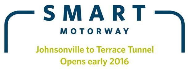 Wellington Smart Motorway