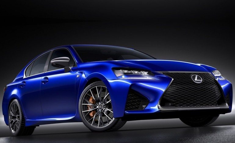 Lexus Attempts To Take On BMW's M5 With This – The GS F