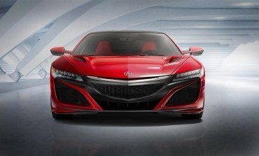 It's Finally Here - The New Honda NSX
