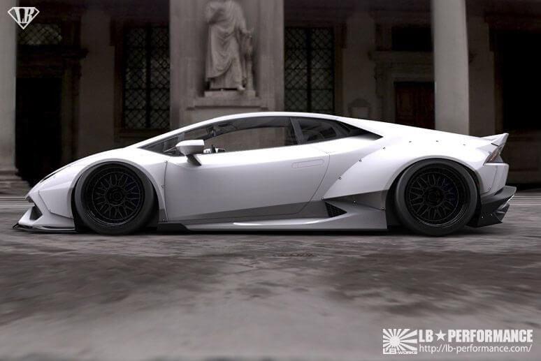 Lamborghini-Huracan-Liberty-Walk-2