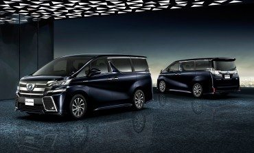 Toyota Launches New Alphard and Vellfire MPVs in Japan