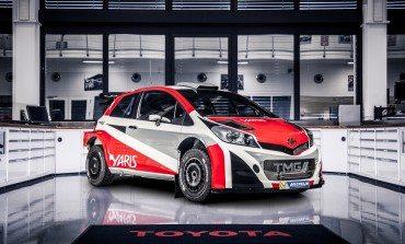 Toyota To Make A WRC Return In 2017