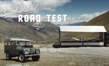 A Land Rover Love Story : Sponsored Video