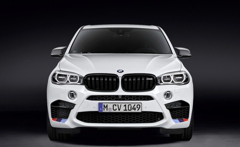 BMW M Performance Parts revealed for BMW X5 M and X6 M