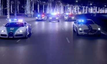 The Super Rich, Super Car Highway Patrol Unit