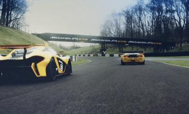 Watch the P1 GTR meet its daddy, the F1 GTR.