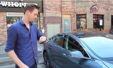 Control Your Tesla With Your Watch