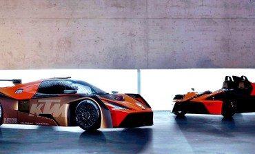KTM X-Bow GTR Ready To Race