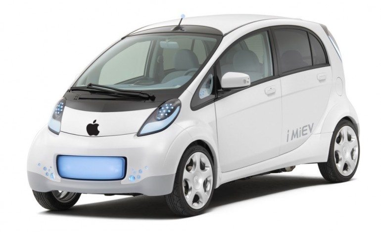 Apple Working On A Car, iKid You Not