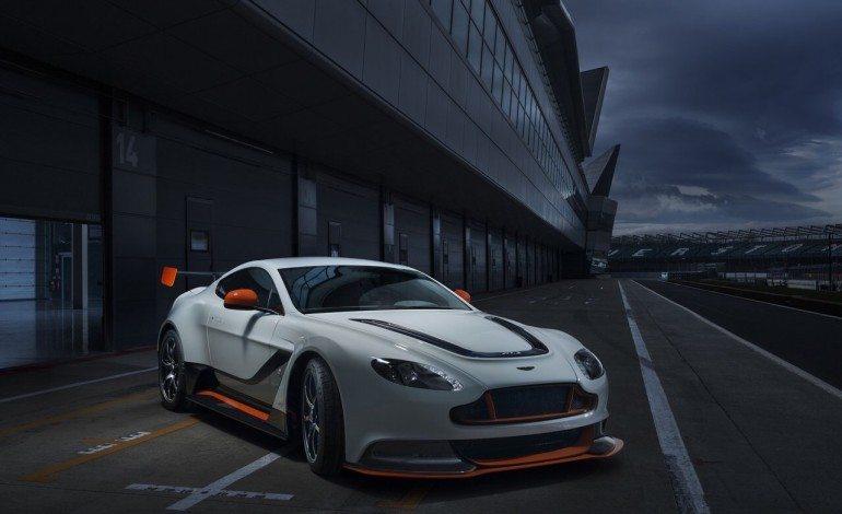 Aston Martin Reveals Hardcore Vantage GT3