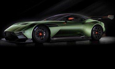 Aston Martin Vulcan Track Weapon Unveiled