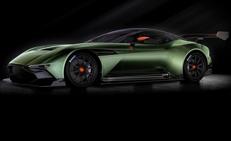 Aston Martin Vulcan Track Weapon Unveiled