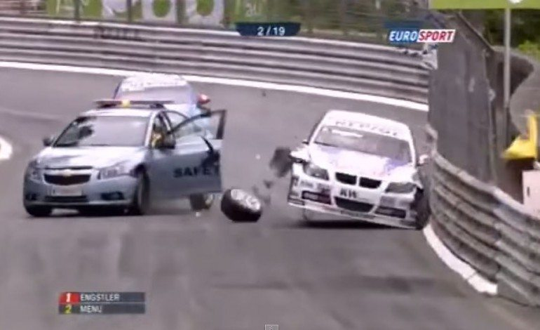 Safety Car Fails