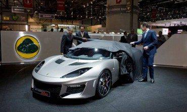 Geneva Motorshow: Lotus Evora 400