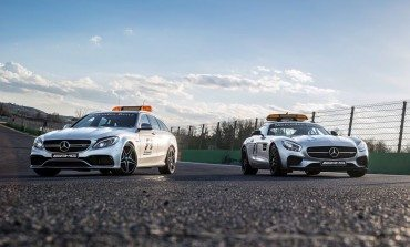 New F1 Safety and Medical Cars For 2015