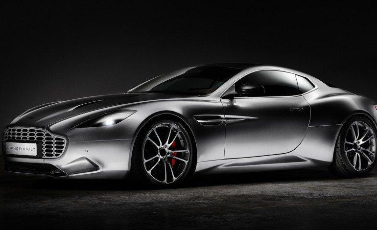 Fisker Restyles Aston Martin Vanquish – Meet The Thunderbolt