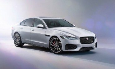 Second Generation Jaguar XF Revealed