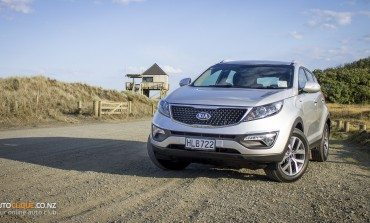 2015 KIA Sportage LX Diesel - Car Review - Not to be overlooked