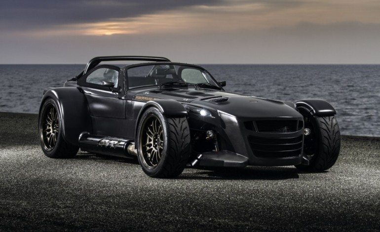 Donkervoort D8 GTO Bare Naked Carbon Edition...OMG!!!