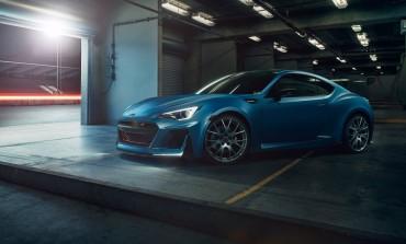 Damn!!! Subaru BRZ STI Concept ....Want.