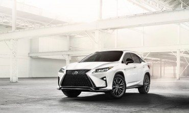 Fourth-Generation Lexus RX Makes New York Debut