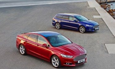 New Ford Mondeo Finally In NZ