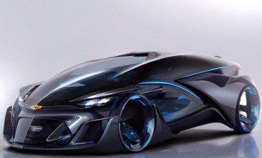 Chevrolet's Crazy FNR Concept