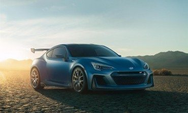 Good News: BRZ STI Confirmed