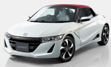 Honda S660 Goes On Sale In Japan