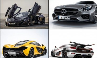 Team Talk: What Is Your Favorite Super/Hyper Car Of 2014