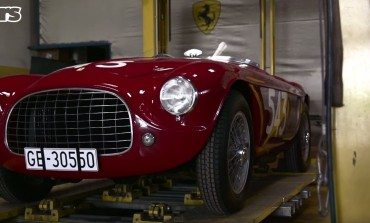 Chris Harris Drives Dream Car: Ferrari 212 Barchetta