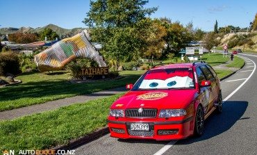 Gumboot Rally Coast to Coast 2015