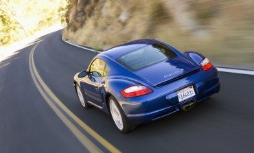Porsche Says It's Working On Cruise Control For Corners