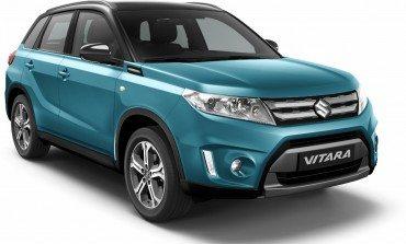 New Suzuki Vitara has its first NZ outing at Fieldays this June