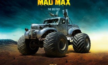 THE VEHICLES OF MAD MAX: FURY ROAD - IN DETAIL AUTOCLIQUE NZ EXCLUSIVE.