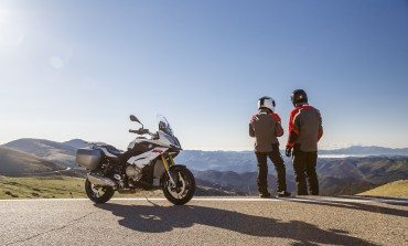The BMW S 1000 XR – all good things come in fours