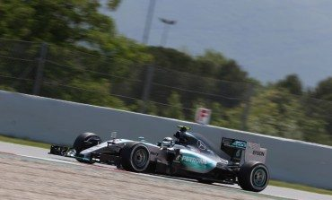 F1 2015 / Spain / Parade Lap