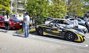 Tokyo Drifter - Petrolhead's Guide To Tokyo: Part 3 Cars & Coffee
